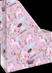 žbox na sešity skládací A4 Lollipop Uni-cool 20771946