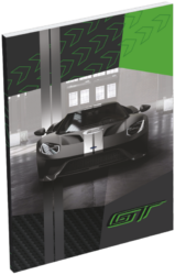 blok A7 Ford GT Green 20779402