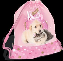 sáček na cvičky Little Friends Pink 20790701