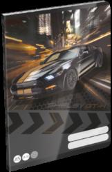 sešit A5 32l linka Ford Shelby GT-H 21868610-PRODEJ POUZE PO BALENÍ