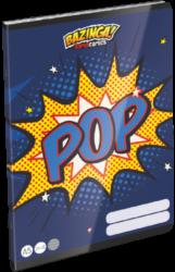 sešit A5 32l linka Supercomics Bazinga 21868901-PRODEJ POUZE PO BALENÍ