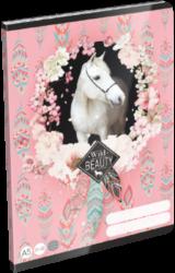 sešit A5 32l linka Wild Beauty Rose 21869308-PRODEJ POUZE PO BALENÍ