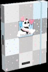 box na sešity A4 Lollipop Pandacorn 21871555