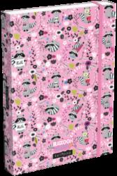 box na sešity A4 Lollipop Raccoon 21871752