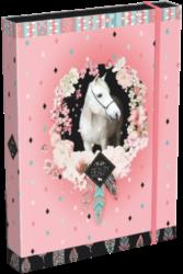 box na sešity A5 Wild Beauty Rose 21873308