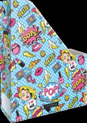 box na sešity skládací A4 Lollipop Pop 21876254