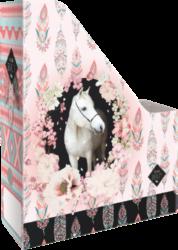box na sešity skládací A4 Wild Beauty Rose 21876408