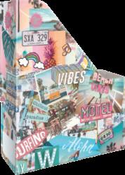 box na sešity skládací A4 Good Vibes Beach 21876711