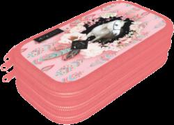 penál 3 patra prázdný Wild Beauty Rose 21884008