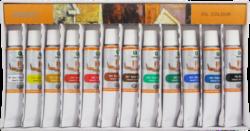 žbarvy olejové 12ks 12ml 170-1915*