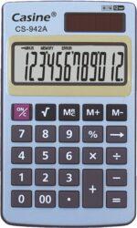 kalkulačka Casine CS-942A-12 míst