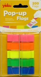 notes   Y neon  45 x 12 5 barev v zás.vytahovací 200ks