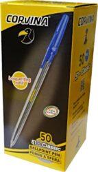 kuličkové pero Corvina 51 modré(8003511421632)