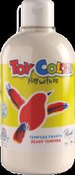 barva temperová Toy color 0.5 l  bílá 01
