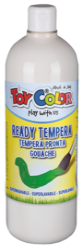 barva temperová Toy color 1 l bílá 01