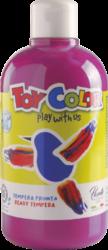 barva temperová Toy color 0.5 l  červená 09 magenta