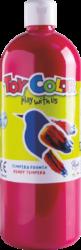 barva temperová Toy color 1 l červená 09 magenta