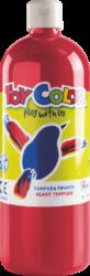 barva temperová Toy color 1 l červená 10 tmavá
