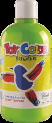 barva temperová Toy color 0.5 l  zelená 11 světlá