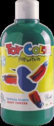 barva temperová Toy color 0.5 l  zelená 14 tmavá