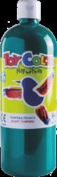 barva temperová Toy color 1 l zelená 14 tmavá