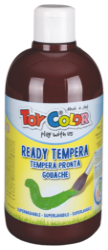 barva temperová Toy color 0.5 l  hnědá 22