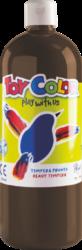 barva temperová Toy color 1 l hnědá 22