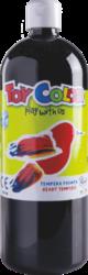 barva temperová Toy color 1 l černá 24