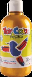 barva temperová Toy color 0.5 l metal zlatá 26