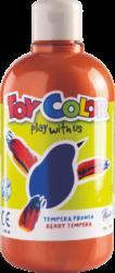 barva temperová Toy color 0.5 l metal měděná 47