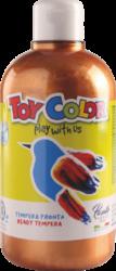 barva temperová Toy color 0.5 l metal bronzová 66