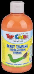 barva temperová Toy color 0.5 l  oranžová 91 pastel
