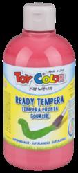 barva temperová Toy color 0.5 l  červená 93 pastel