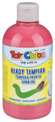 žbarva temperová Toy color 0.5 l  červená 93 pastel