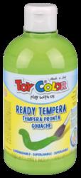 barva temperová Toy color 0.5 l  zelená 95 světlá pastel