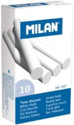 křídy  Milan bílé 10 kusů-křídy bílé