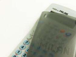 kalkulačka Milan 159005 vědecká - blistr(8411574021728)