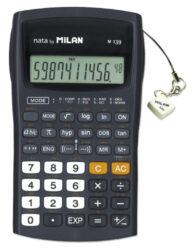 kalkulačka Milan 159010 KBL vědecká - blistr-139 funkcí, plastový kryt