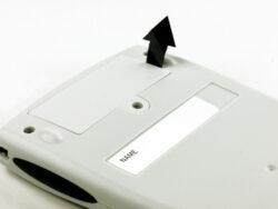kalkulačka Milan 159110 WBL vědecká šedá - blistr(8411574027539)