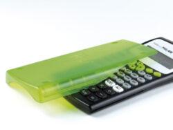 kalkulačka Milan 159110 GRBL vědecká černo/zelená - blistr(8411574037170)