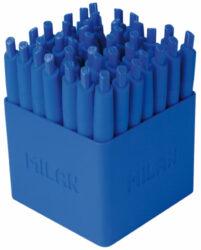 kuličkové pero Milan P1 touch   mini modré(8411574047285)