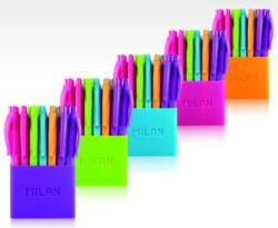kuličkové pero Milan P1 touch  mix barev(8411574049159)