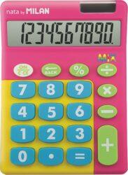 kalkulačka Milan 159906TMPBL-10 míst