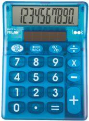kalkulačka Milan 159906LKBBL-10 míst