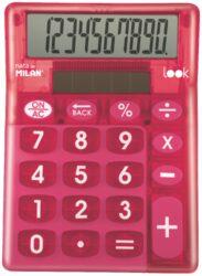 kalkulačka Milan 159906LKPBL-10 míst
