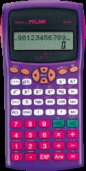 kalkulačka Milan 159110 CPBL vědecká fialovo/bronzová(8411574080336)
