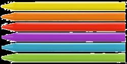 pastelky Milan plasticolorky  6ks(8411574088790)