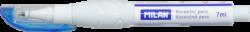korekční pero Milan 7 ml-korekční lak v tužce