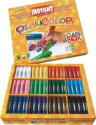 Playcolor  144ks-TUHÉ TEMPEROVÉ BARVY V nabídce také jednotlivé barvy na doplňování!!!
