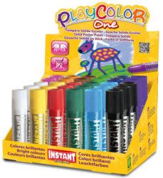 Playcolor   30ks - display-TUHÉ TEMPEROVÉ BARVY